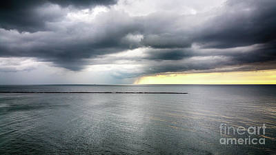 Photograph - Before The Storm by Ricky L Jones