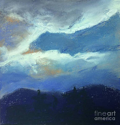 Painting - Before The Storm by Susan Sarabasha