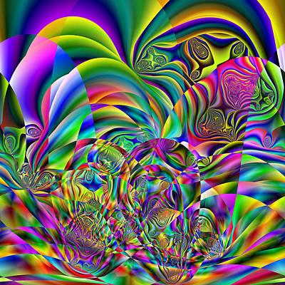 Digital Art - Befuddless by Andrew Kotlinski