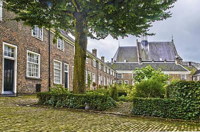 Begijnhof In Breda Art Print