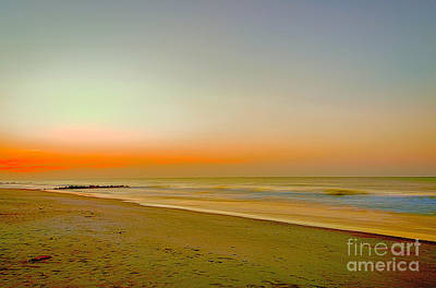 Photograph - Beginning Of The Day by Elvis Vaughn