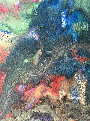 Beginnings - Geology Series Art Print
