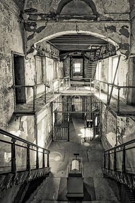 Photograph - Behind Bars by Stewart Helberg