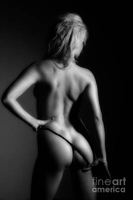 Nudes Royalty-Free and Rights-Managed Images - Behind by Exposed Arts
