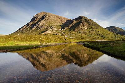 Photograph - Behind Stob Dearg by Stephen Taylor