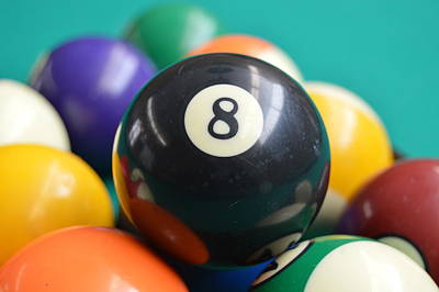 Photograph - Behind The 8-ball by Charles HALL
