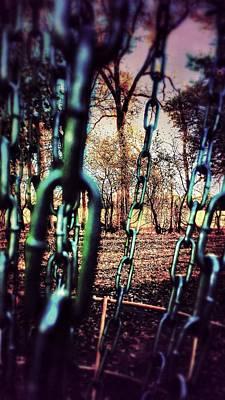 Pasta Al Dente - Behind the Chains by Tim Clark