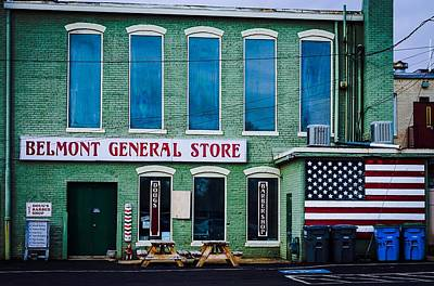 Photograph - Behind The General Store by Rodney Lee Williams