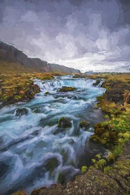 Clouds - Behind the Rain II by Jon Glaser