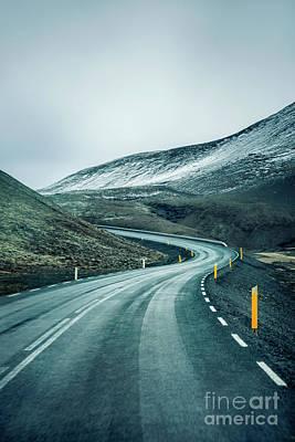 Photograph - Behold New Roads by Evelina Kremsdorf