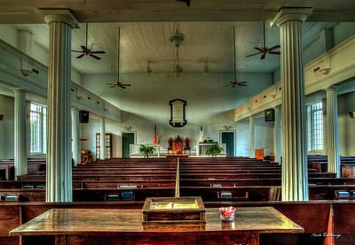 Photograph - Being Faithful Penfield Baptist Church Art by Reid Callaway