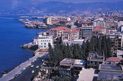 Studio Grafika Zodiac - Beirut in Lebanon by Carl Purcell