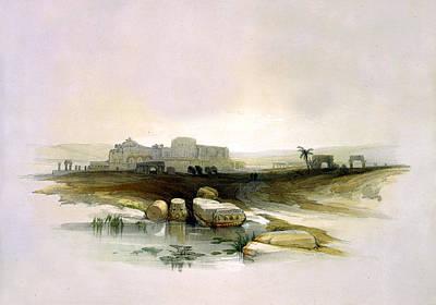 Soap Suds - Beit Jebrin 1839 by Munir Alawi