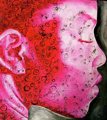 Bejeweled  Art Print by Laura Pierre-Louis