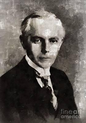 Bela Bartok, Composer By Mary Bassett Art Print