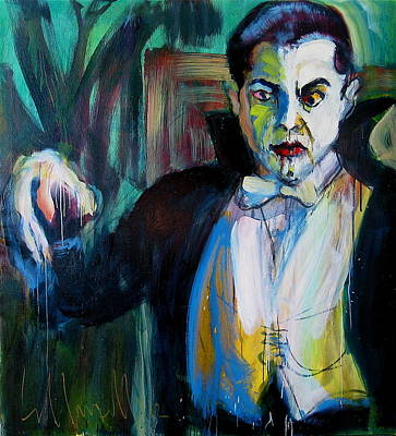 Painting - Bela by Les Leffingwell