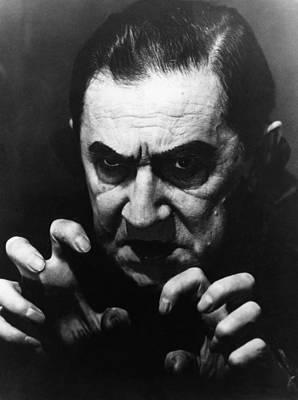 Bela Photograph - Bela Lugosi, Ca. 1930s by Everett