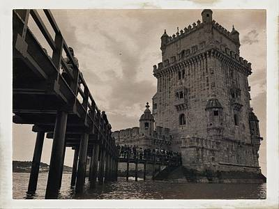 Photograph - Belem Tower by Alexandre Martins