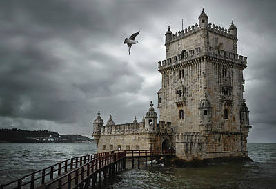 Photograph - Belem Tower, Lisbon by Carlos Caetano