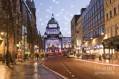 Photograph - Belfast by Juli Scalzi