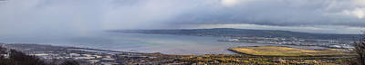 Photograph - Belfast Lough  by Glen Sumner