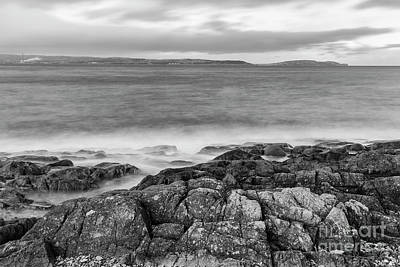 Photograph - Belfast Lough by Jim Orr