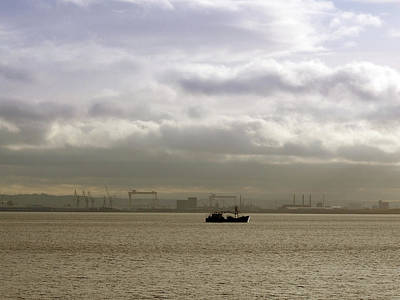 Photograph - Belfast Lough by Colin Clarke