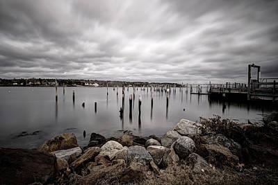 Photograph - Belfast Wharf by Dan Poirier