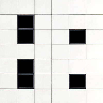 Photograph - Belfast Windows 5 by Stuart Allen