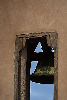 Photograph - Belfry At Santuario De Chimayo by Nadalyn Larsen