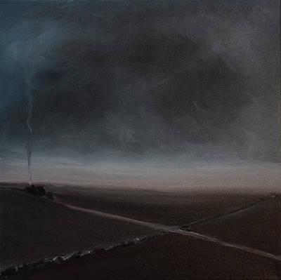 Painting - Belgian Wintertime by Tone Aanderaa