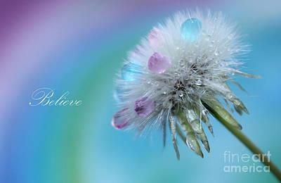Photograph - Believe Always by Krissy Katsimbras