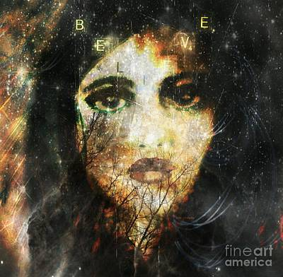 Pastel - Believe by Kim Prowse