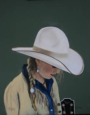 Pastel - Belinda by Michele Turney