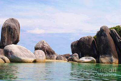Belitung Island Wall Art Print