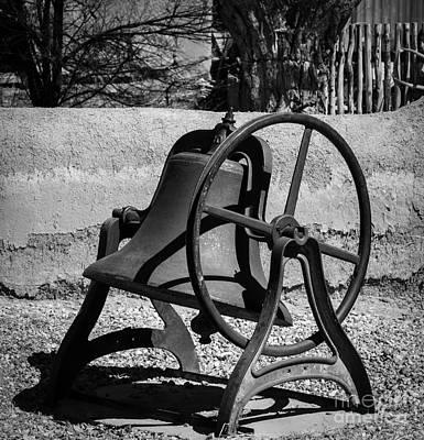 Photograph - Bell by Jon Burch Photography