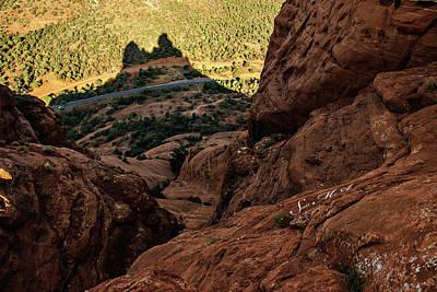Photograph - Bell Rock 07-042 by Scott McAllister