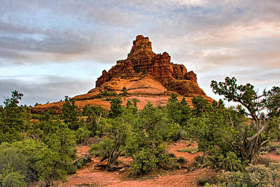 Photograph - Bell Rock by Barbara Manis