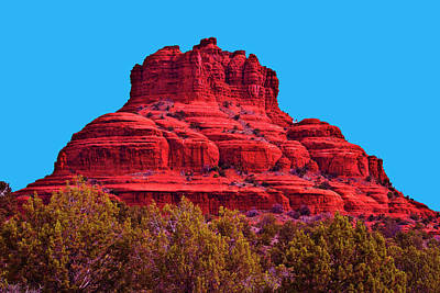 Photograph - Bell Rock by Bill Barber