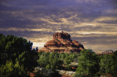 Photograph - Bell Rock In Hdr by Frank Feliciano