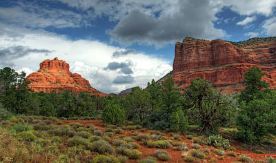 Photograph - Bell Rock In Sedona  by Saija Lehtonen