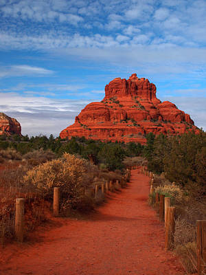 Peterson Nature Photograph - Bell Rock by James Peterson