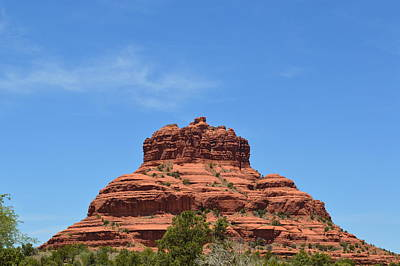 Bell Rock Of Sedona Arizona Art Print by Matthew Klein
