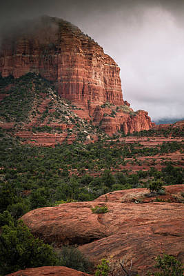 Dry Creek Photograph - Bell Rock by Racheal Christian