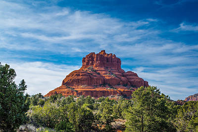 Photograph - Bell Rock by Robert McKay Jones