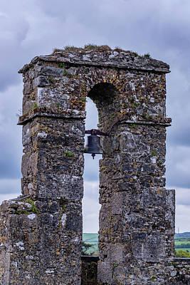 Bell Tower - Blarney Castle - Blarney Ireland Art Print