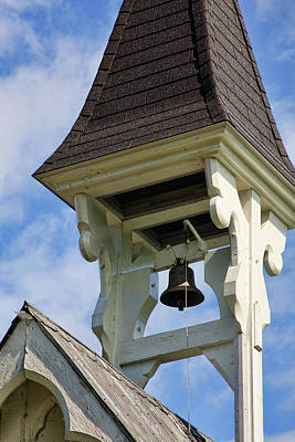 Photograph - Bell Tower by Tatiana Travelways