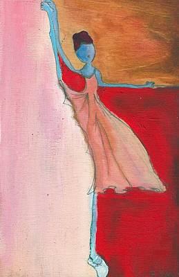 Bella Reigna Art Print by Ricky Sencion