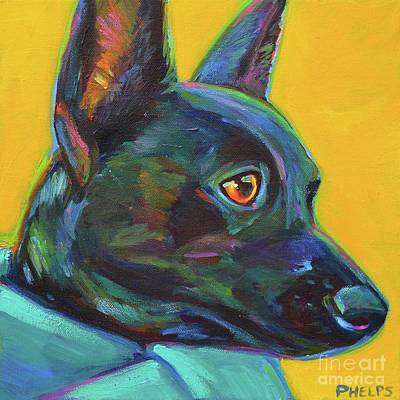 Painting - Bella by Robert Phelps