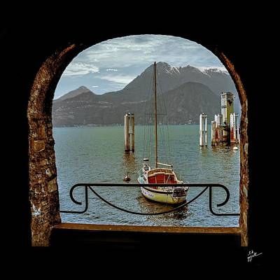 Bella Varenna - For Print Or Wrapped Canvas Art Print